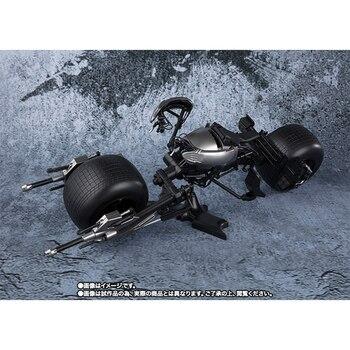 Фигурка мотоцикл Бэтмена Темный Рыцарь Оригинал Bandai