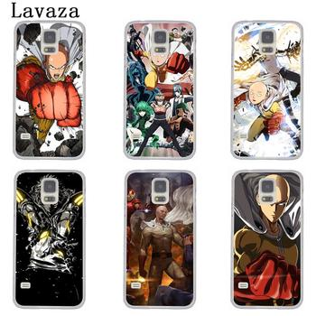 Lavaza One Punch Man Hard Phone Case for Samsung Galaxy S6 S7 Edge S8 S9 Plus S3 S4 S5 Cover Shell 1