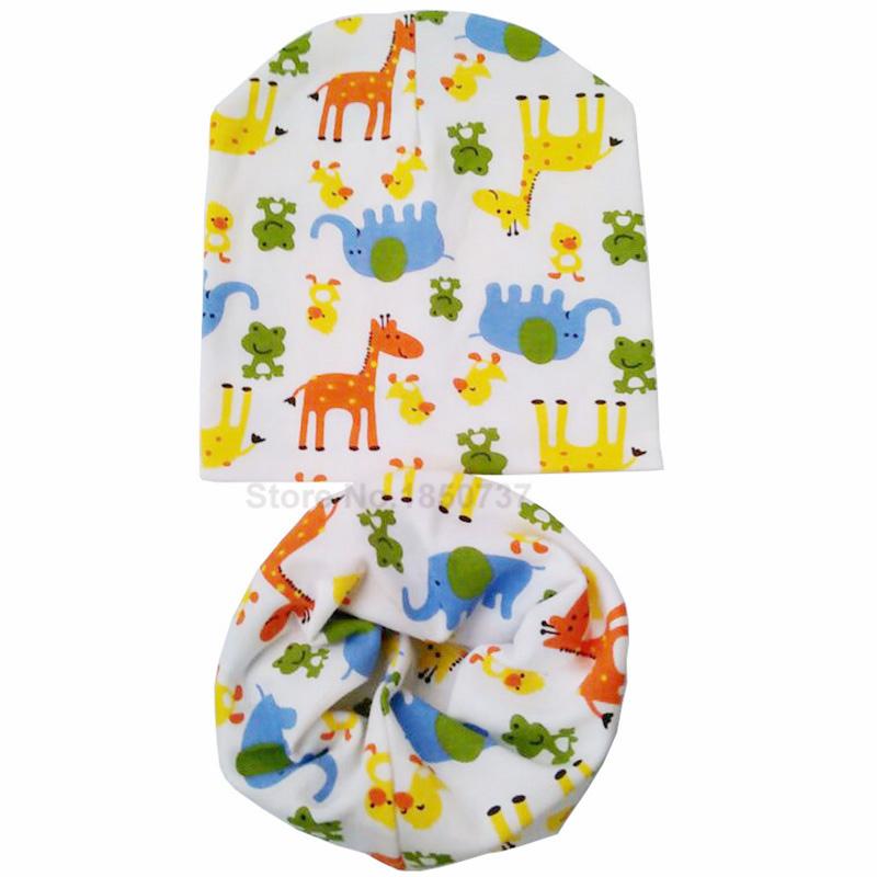baby hat scarf set