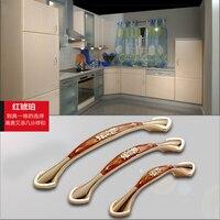 157/134/98.4 mét dài 24.8/23.7/23.5 h cao mét/h 128/96/64 mét kéo xử lý red màu vàng cho drawer tủ cabinet tủ tủ quần áo