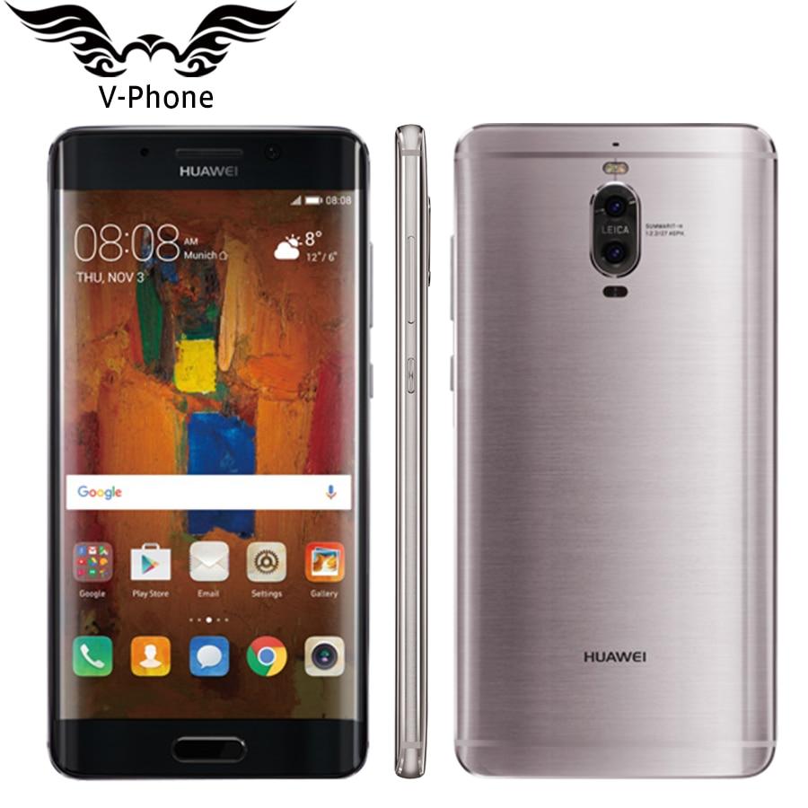 Original Huawei Mate 9 Pro Mobile Phone 4G LTE 6GB RAM 12GB ROM Octa Core 2K