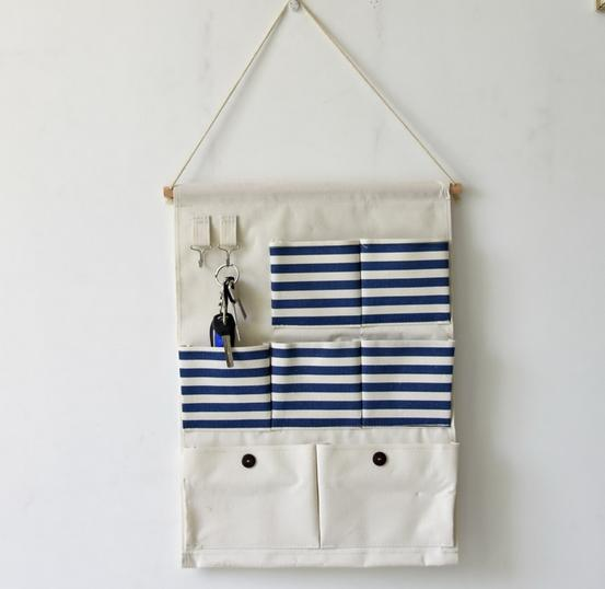 7 Pockets Cloth Sock Shoe Organizer Door Hanging Hanger Closet Space Foldable Storage Holder Bedside household Wardrobe 0626-in Storage Bags from Home ...  sc 1 st  AliExpress.com & 7 Pockets Cloth Sock Shoe Organizer Door Hanging Hanger Closet Space ...