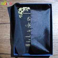 10 шт новейшая Горячая лазерная резка свадебные пригласительные карточки с пустой свадебной коробкой