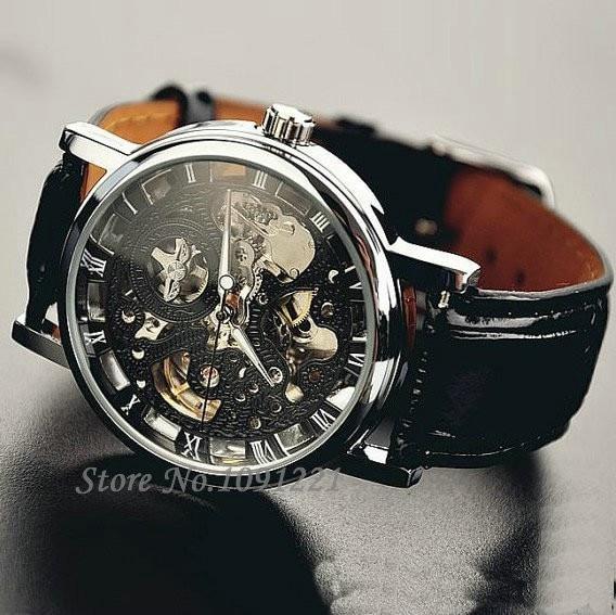 aliexpress com buy cool watch mechanical watch mens watch cool watch mechanical watch mens watch steampunk watch men