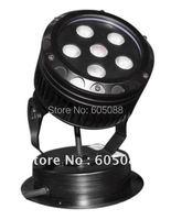 18 w Edison 3 in 1 rgb mini projektor LED lampa IP65 wodoodporny reflektor DC24v życia> 50  000hrs CE i ROHS 4 sztuk/partia DHL darmowa wysyłka w Zewnętrzne oświetlenie od Lampy i oświetlenie na