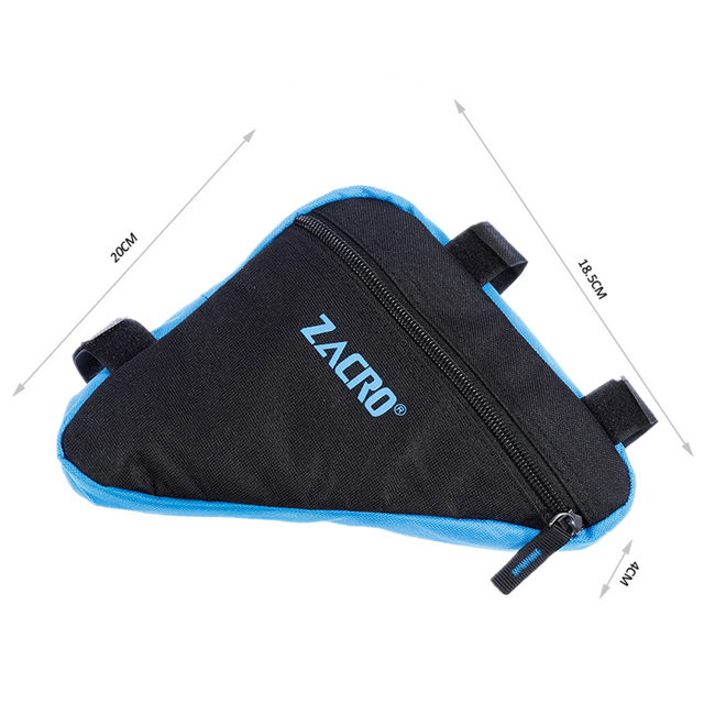 Bicycle Frame Triangle Bag: Best Bike Accessories