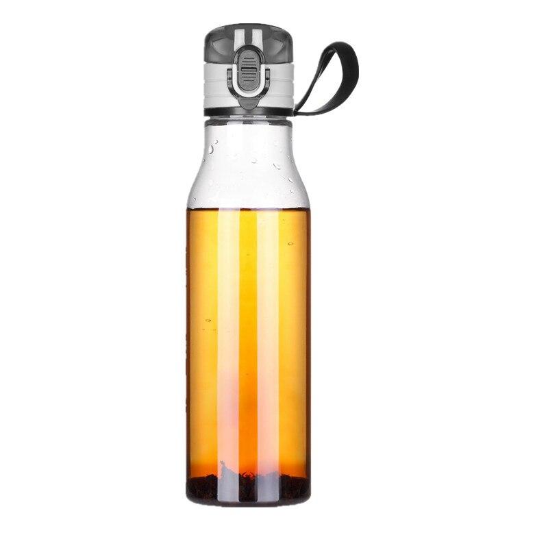 Sport Water Fles Een Klik Open Flip Top Lekvrije Deksel Veiligheid Materiaal Fles Perfect Geschikt Voor Reizen En Thuis Apr11