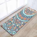 Zeegle классический Коврик для коридора  асорбент  домашний длинный Коврик для пола  нескользящий коврик для кухни  коврик для спальни  прикров...