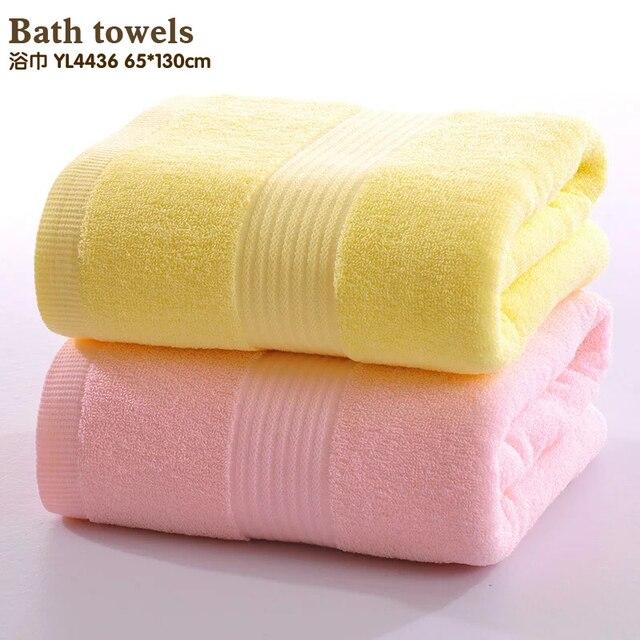 towel set 100 cotton face bath towels pink beige blue 3pcs lot
