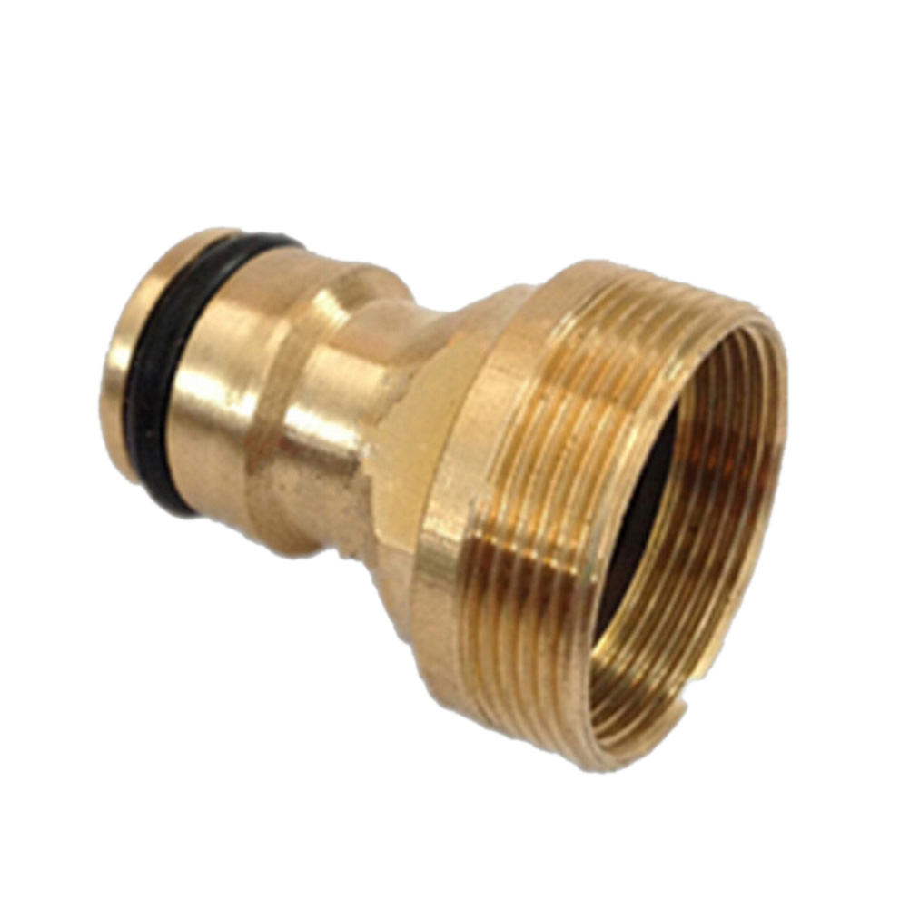 Brass Faucets Standard Connector Washing Machine Gun Quick Connect Fitting Pipe Connections For Garden Tools Random Brass Faucets Standard Connector Washing Machine Gun Quick Connect Fitting Pipe Connections For Garden Tools Random 1Pc