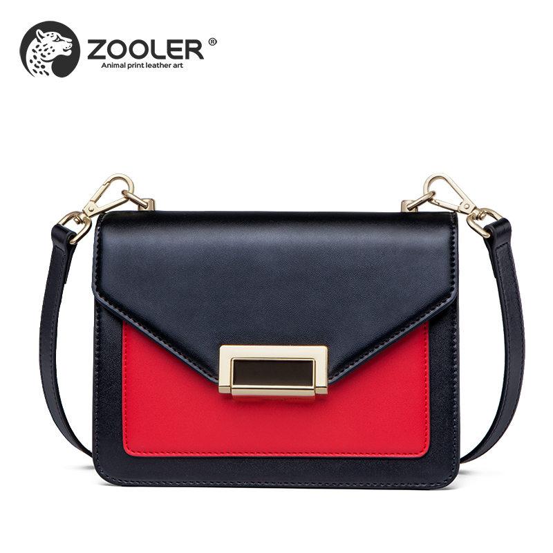 New!genuine leather woman bag ZOOLER 2018 shoulder bag cross body luxury handbags women bags designer bolsa feminina#Wp212 zooler 2018 luxury genuine leather bag for woman chain shoulder bag designer woman fashion cross body bags bolsa feminina bc100