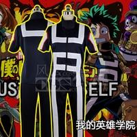 Boku No Hero Academia Bakugou Katsuki Iida Tenya Todoroki Shouto Cosplay Costume My Hero Academia Sportswear