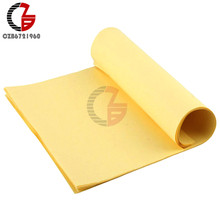 10 Pcs A4 Toner Heat Transfer Paper Kuning DIY PCB Elektronik Prototipe Mark untuk Laser Printer(China)