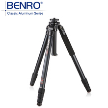 BENRO A4580T Tripod Skilled Aluminum Tripod Leg Common Assist Tripods For Mini Digicam Carrying Bag