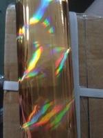 Hot stamping foil lamina olografica luce croce stampa a caldo su carta o plastica 64 cm x 120 m stampaggio a caldo pellicola
