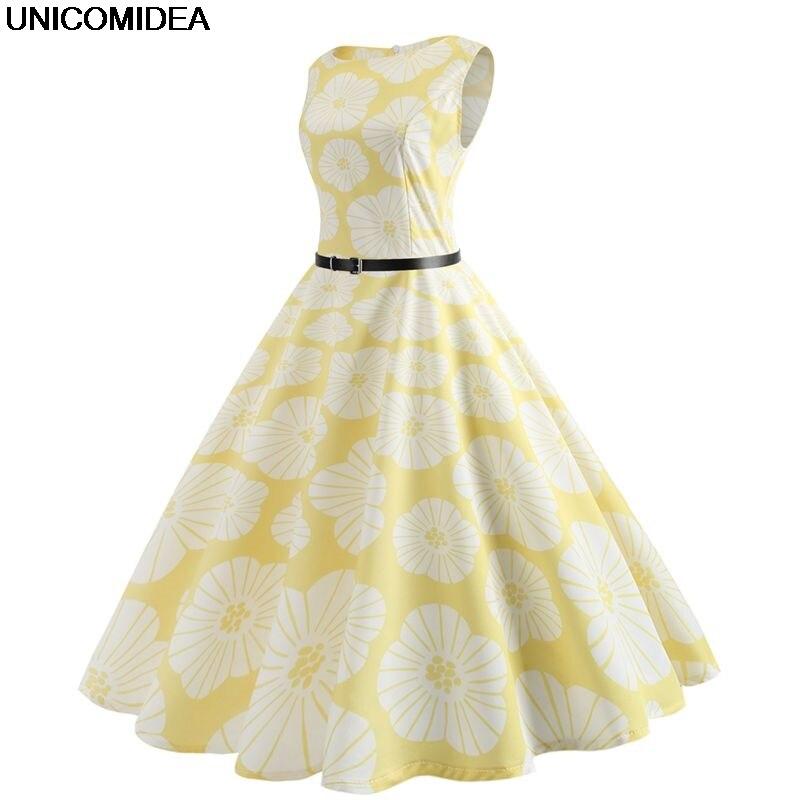 For Sale Big Swing Ball Gown Vintage Dress Women Dress Jurken ...