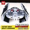 05030 LEPIN 722Pcs Star Wars Vader Tie Advanced VS A Wing Starfighter 75150 Building Blocks Compatible