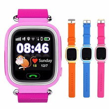 Q90 Smartwatch Touch Clocks WIFI Location Children Baby SOS Call Finder Track gps Kid Safe Anti-Lost Monitor Device PK Q730