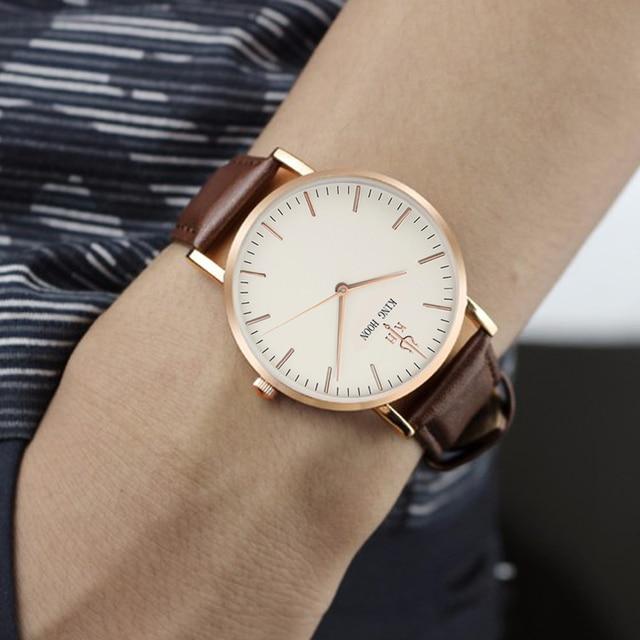 KING HOON Women Watches Fashion Brand Luxury Casual waterproof Clock 38MM Dress relogio masculino relogio feminino Watch Men