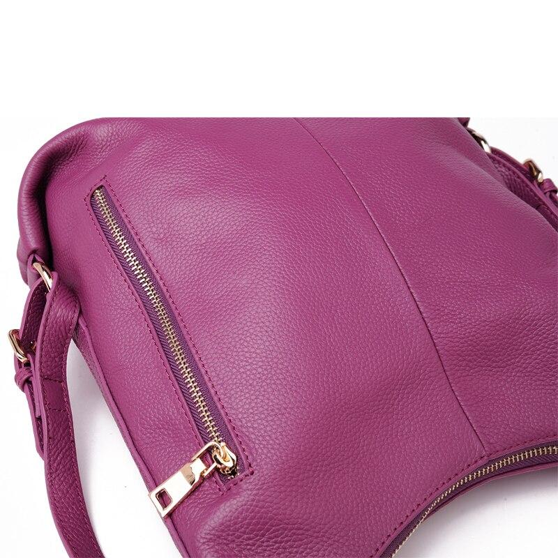 Fashion Designer kotid naistele Lehmakaitse nahast käekott 100% - Käekotid - Foto 5