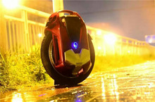 2017 NEW ROCKWHEEL GT16 Electric unicycle speed max 45km/h+,84V,16inch,lithium battery, 680WH, 858WH,life 60-80km