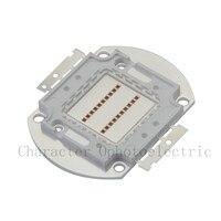 1pcs Led High Power LED Chip 730nm 850nm 940nm IR LED Infrared 20W Emitter Light Lamp