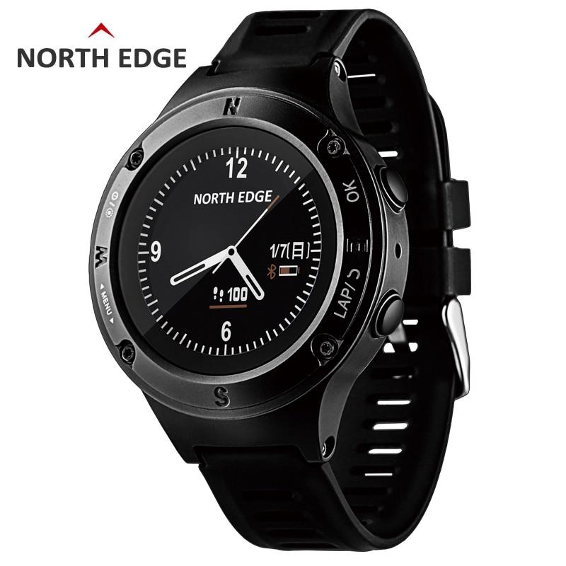 Gps часы Smart мужские цифровые часы Водонепроницаемый Северная режущая кромка спортивные часы светодиодный компас Fourier2 Цифровые наручные час