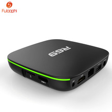 Fuloophi R69 Android 6.0 TV Box DDRIII 1GB+8GB Allwinner H2 Quad-Core Set-top Boxes 2.4G Wifi Media Player TV Receiver