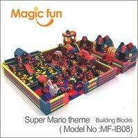 Волшебный весело лабиринт головоломка игрушки красочные детские игры в помещении типичные детский Крытый мягкой площадка оборудование