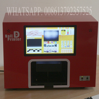 2014 CE Approval Hot Sale Popualr Nail Printer 2014new Udated Various Languages Supporting