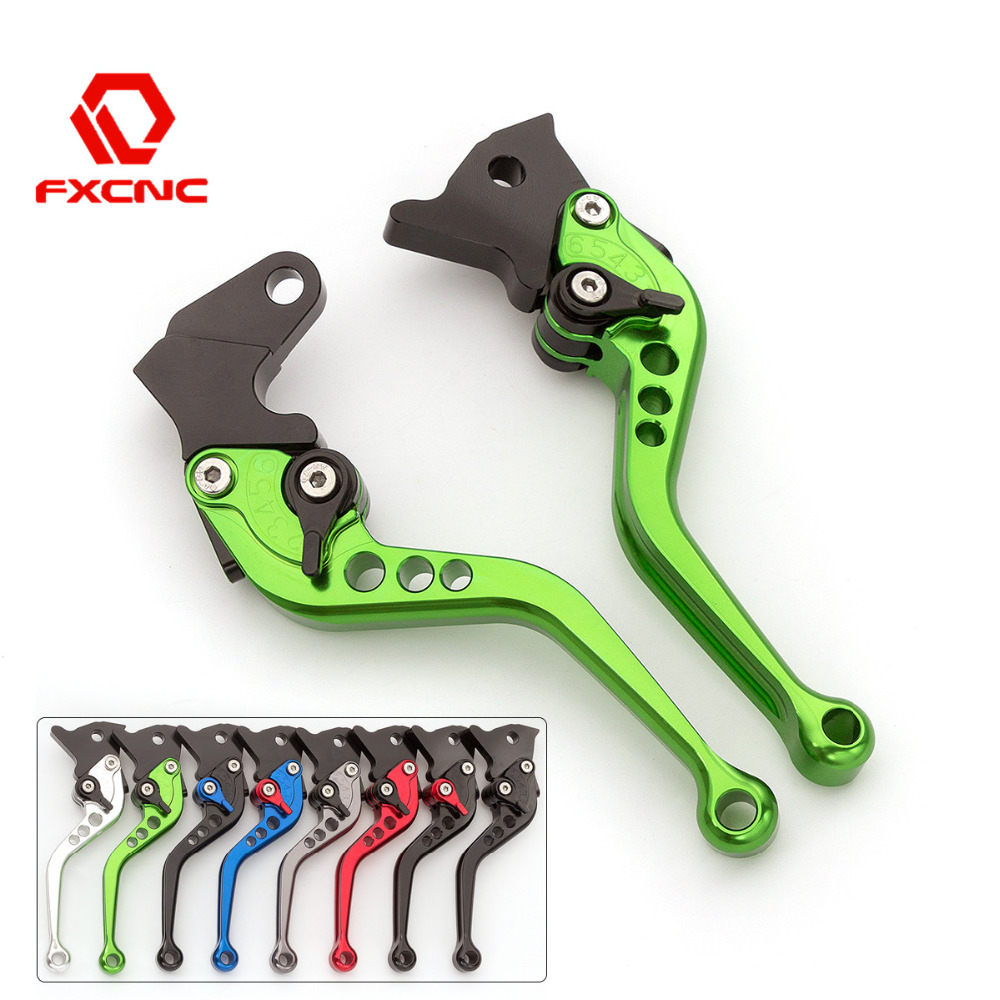 FX CNC Motorcycle Brake Clutch Levers Aluminum Levers For Yamaha YZF R15 2013 - 2015 2014 Motorcycles Accessories Clutch Levers for meizu mx3 lcd display touch screen digitizer full assembly white