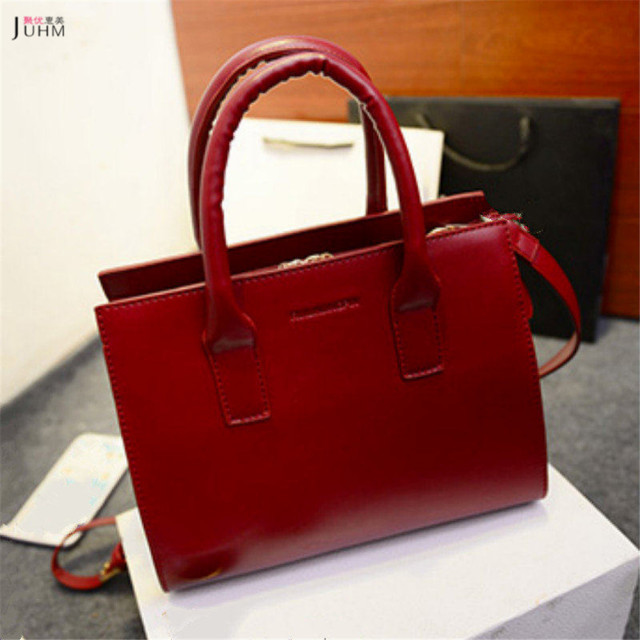 2016 New Women Bags Handbags Business Travel Fashion Leisure Retro  Handbag Bags Free shipping