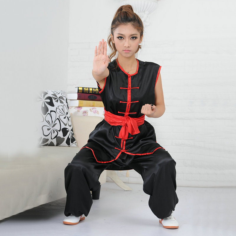 Women Short Sleeve Traditional Chinese Clothes Tang Suit