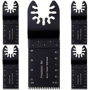 Image 2 - Универсальные пильные лезвия HCS для деревообработки, 5/10/20 шт., 35 мм, Осциллирующие инструменты для резки металла, дерева, электроинструментов