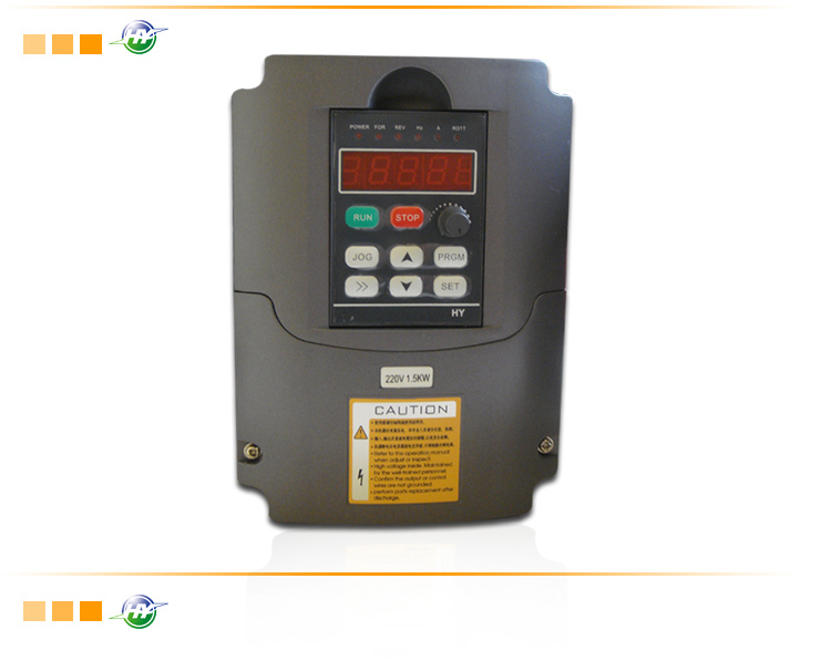VFD Inverter 1.5kw 220V 7A Variable Frequency Drive 400HZ for spindle <font><b>motor</b></font> image