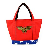 New Arrival Full PU Women Shoulder Bag Wonder Woman Handbags Female Daily Causal Totes Lady Elegant Shopping Handbag