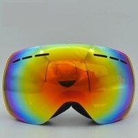 Новые брендовые солнцезащитные очки двойной UV400 Большой маска очки мужские женские солнцезащитные очки