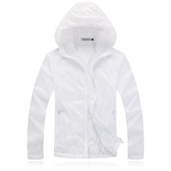 Sun Protective Clothing Spring Summer Casual Long Sleeve Thin Jacket Coat Women Men Unisex Clothing 5 Colors M-3XL