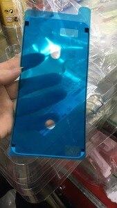 Image 5 - 100 Chiếc Keo Chống Nước Miếng Dán Kính Cường Lực iPhone XS Max X 6S 7 8 Plus Cắt Sẵn Keo Dán Mặt Trước nhà Ở Màn Hình Khung Liên Kết Băng