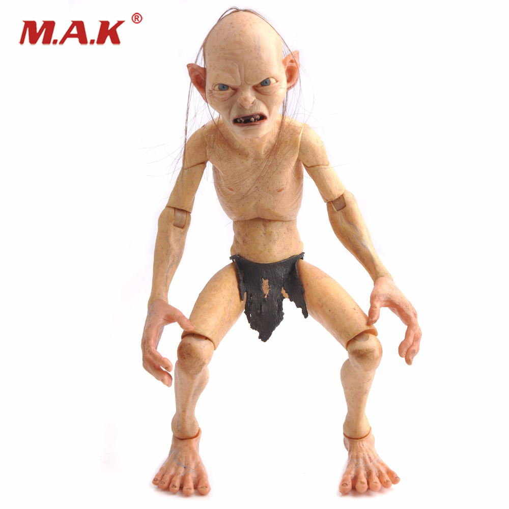 1/4 Action Figure Lord of the Rings 1: 4 Gollum Smeagol Movable dolls Hobbit Toys & Dolls Hobbies collectionable 1 6 scale full set soldier the lord of the rings elven prince legolas action figure toys model for collections