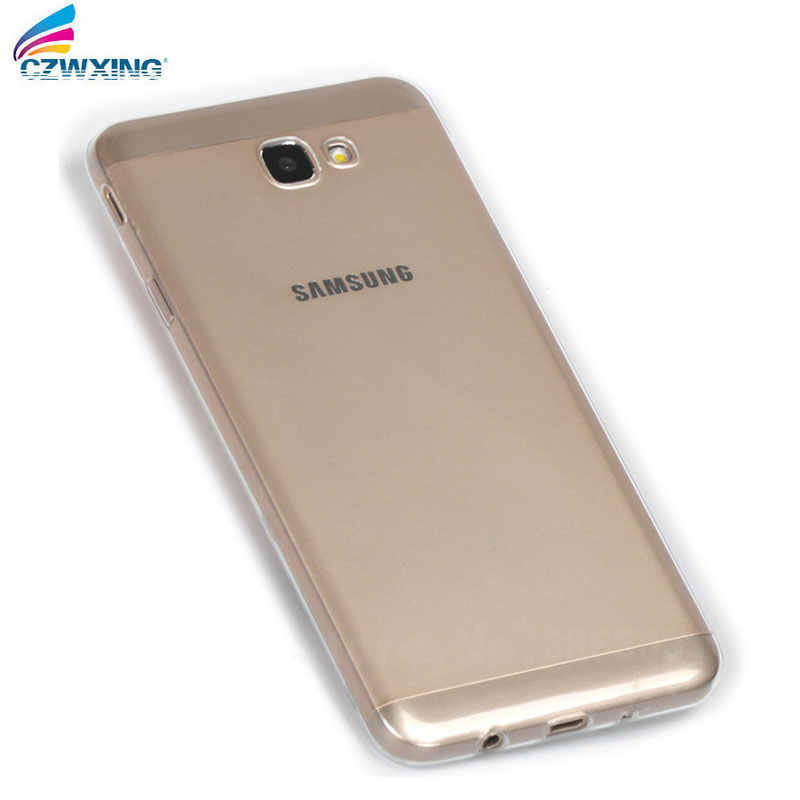 For Samsung Galaxy J7 Prime 2 Case Silicone Transparent TPU Phone Case For Samsung J7 Prime 2 2018 J7 Prime2 G611F G611 SM-G611F