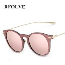 Womens Fashion Brand Design Imitation Wood Frame Sunglasses