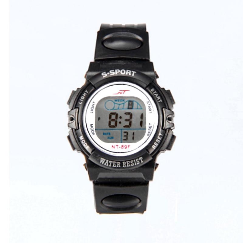Children Multifunction Digital Wrist Watch Luminous Electronic Sport Watch Alarm Date TT@88