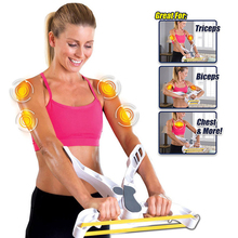 Arm Exerciser Strength Fitness Equipment Workout Bodybuilding Training Forearm Wrist Exerciser Force Grip Fitness Gym Equipment 240216 large fitness equipment single indoor multifunctional comprehensive training fitness equipment combination