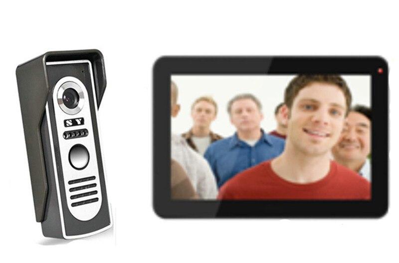 9 Inch Touch Screen Intercom Video Door Phone