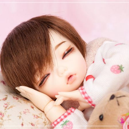 stenzhornBjd doll sd doll 1/6 male doll fairyland Bisou (Boy) joint doll high quality toys free eyes can choose color 1