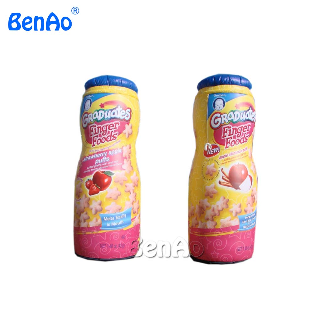 Z307  inflatable model toy inflatable beverage bottle 2.2m inflatable drink cans with blower for advertising for 1set funny summer inflatable water games inflatable bounce water slide with stairs and blowers