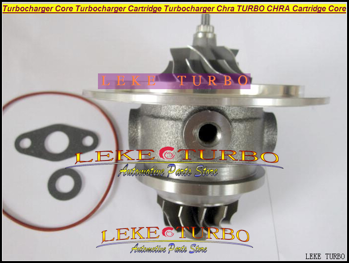 купить Turbo Cartridge Chra Core GT17 715924-5004S 28200-42610 715924 For KIA Bongo Pregio For Hyundai Truck H-100 D4BH 4D56TCi 2.5L по цене 6383.61 рублей