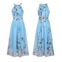 Праздничные женские шифоновые платья элегантное пляжное платье