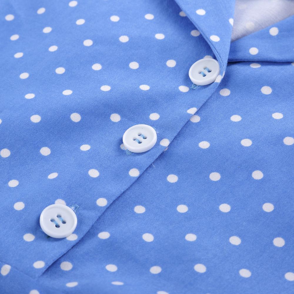 Grace Karin Flower Girl Dresses for Weddings 2017 Sleeveless Polka Dots Printed Vintage Pin Up Style Children's Clothing 23